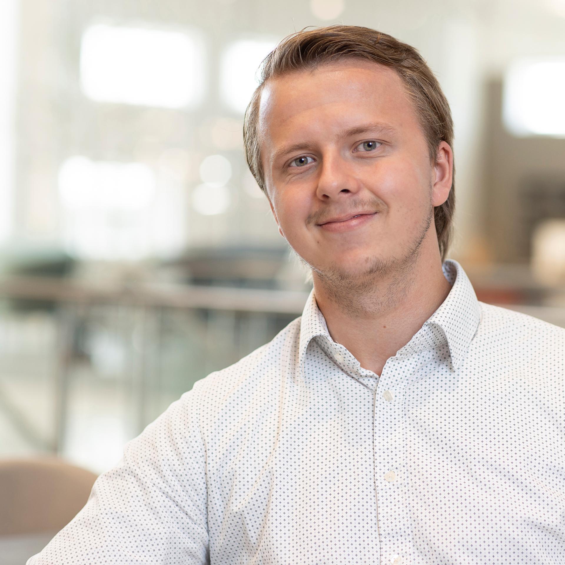 Medarbejder Jens Holm