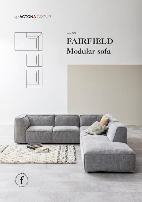 Wyoming modular sofa